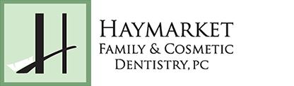 Dentist Haymarket VA - Haymarket Family & Cosmetic Dentistry Logo